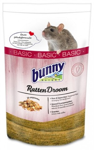 Bunny Nature Rattendroom Basic 500 Gr