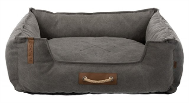 Trixie Be Nordic Hondenmand Fohr Donkergrijs 80X60 Cm