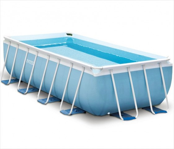 Intex Prism Frame Pool 400 x 200 x 100 cm