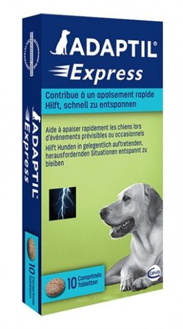 Adaptil Express Anti-Stress Tabletten 10 Tbl