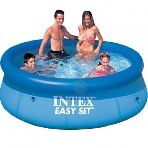 Intex Easy Set zwembad 457 x 84