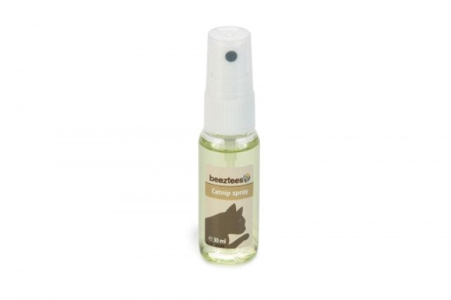 Beeztees Catnip Spray Flesje - Kattenkruid - 30 ml