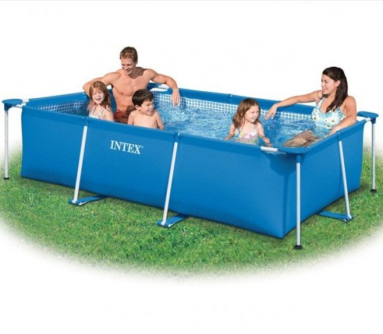 Intex Rectangular Frame Pool 300x200