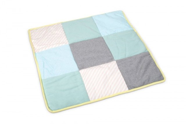 Beeztees Puppy Quilty - Hondendeken - Multi - 105x105 cm