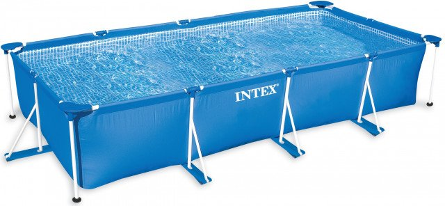 Intex Rectangular Frame Pool 220x150