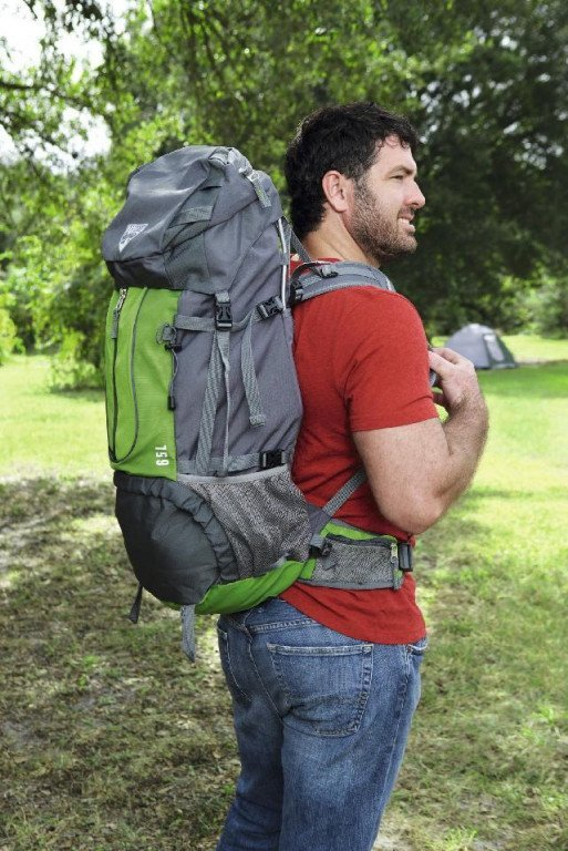 Pavillo Flexair - 65L Backpack