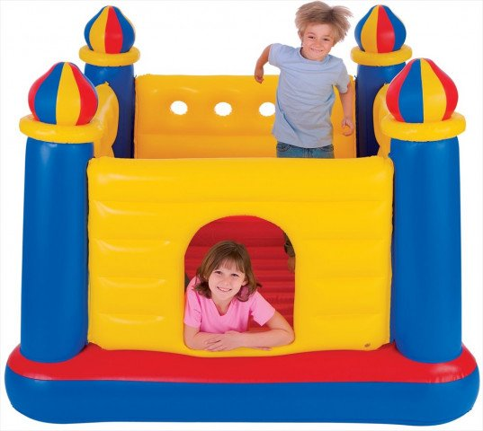 Intex trampoline Castle Bouncer