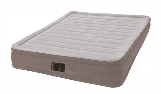 FULL COMFORT-PLUSH MID RISE AIRBED KIT (w/220-240V Built-in Pump)