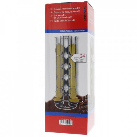 Scanpart capsulehouder 24 cups voor Dolce Gusto