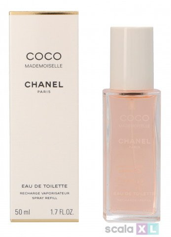 Chanel Coco Mademoiselle Edt Spray Refill 50ml