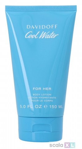 Davidoff Cool Water Woman Moisturising Body Lotion 150ml