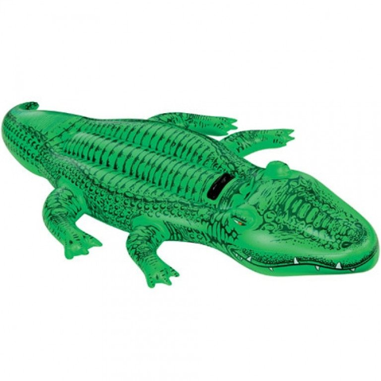 GIANT GATOR RIDE-ON. Ages 3+