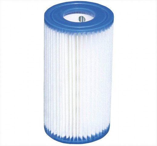 FILTER CARTRIDGE B. Shrink Wrap w/ Litho