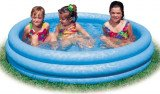 CRYSTAL BLUE POOL. 3-Ring. Ages 3+. Shelf Box
