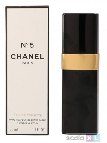 Chanel No 5 Edt Spray 50ml