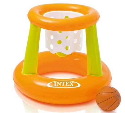 FLOATING HOOPS. Ages 3+