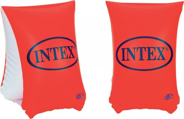 LARGE DELUXE ARM BANDS. Ages 6-12. Peg Box