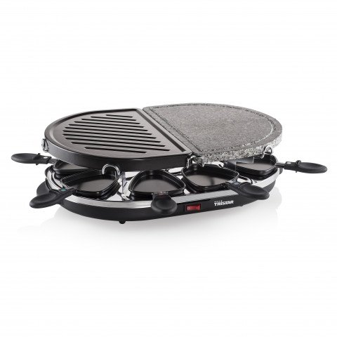 Tristar RA-2946 Raclette, steengrill