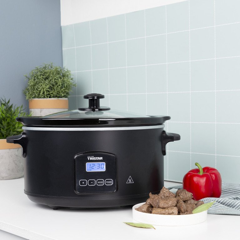 Tristar VS-3920 Digitale Slowcooker