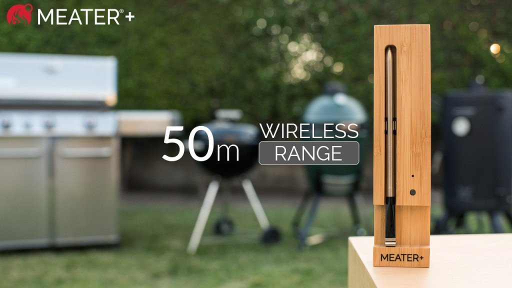 MEATER+ draadloze thermometer 50 meter wireless