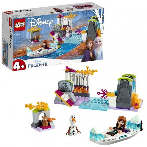 Lego 41165 Frozen 2 Anna Kano-Expeditie