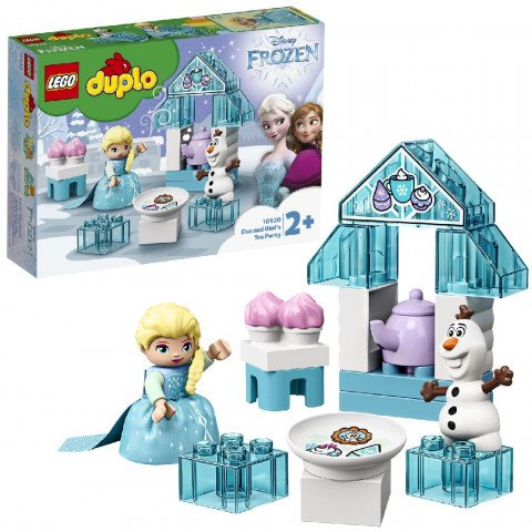 Lego 10920 Duplo Elsa and Olaf's Ice Party