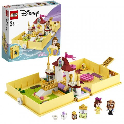 Lego 43177 Princess Belle's Storybook Adventures