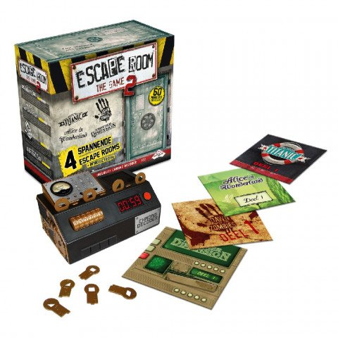 Escape Room The Game Basisspel Nr 2