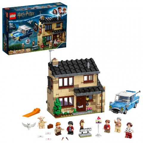 Lego 75968 Harry Potter Escape from Privet Drive