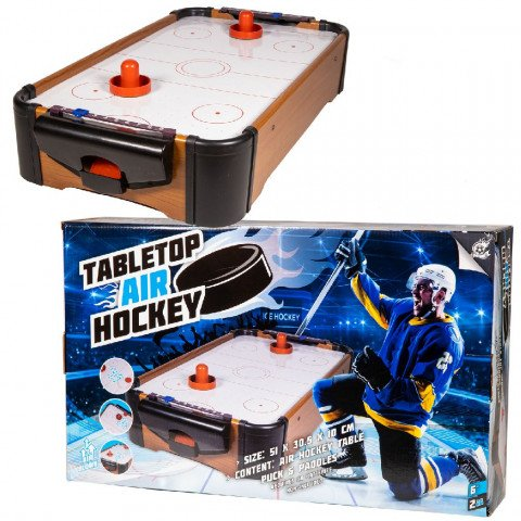 Air Hockey Set - Afm. 50x30x10cm