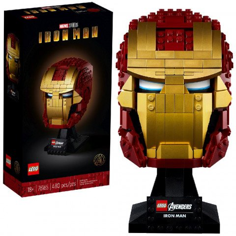 Lego 76165 Super Heroes Avengers Ironman Buste