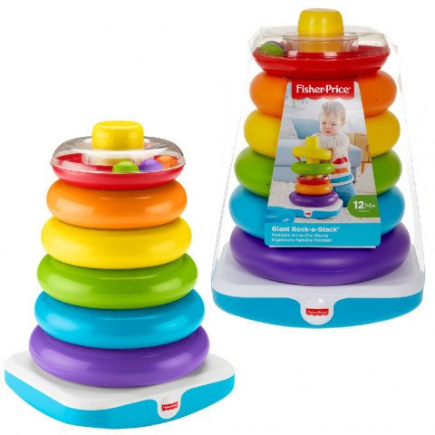 Fisherprice Rock a Stack XL