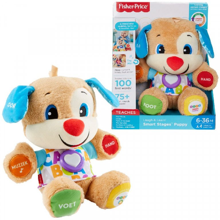 Fisherprice Laugh Learn Smart Puppy