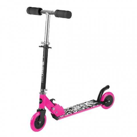 Street Surfing Fizz Scooter Booster Pink