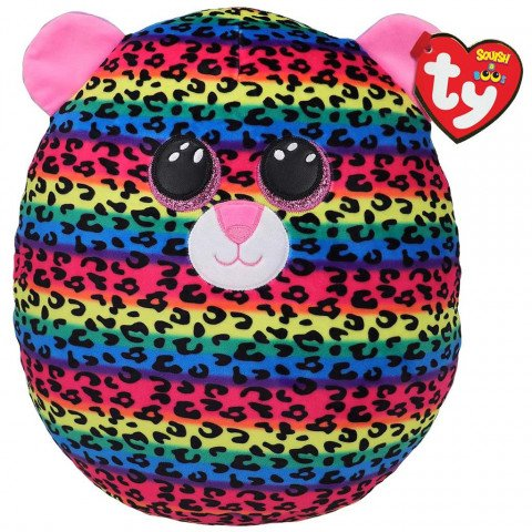 Ty Squish a Boo - Dotty Leopard - 31cm