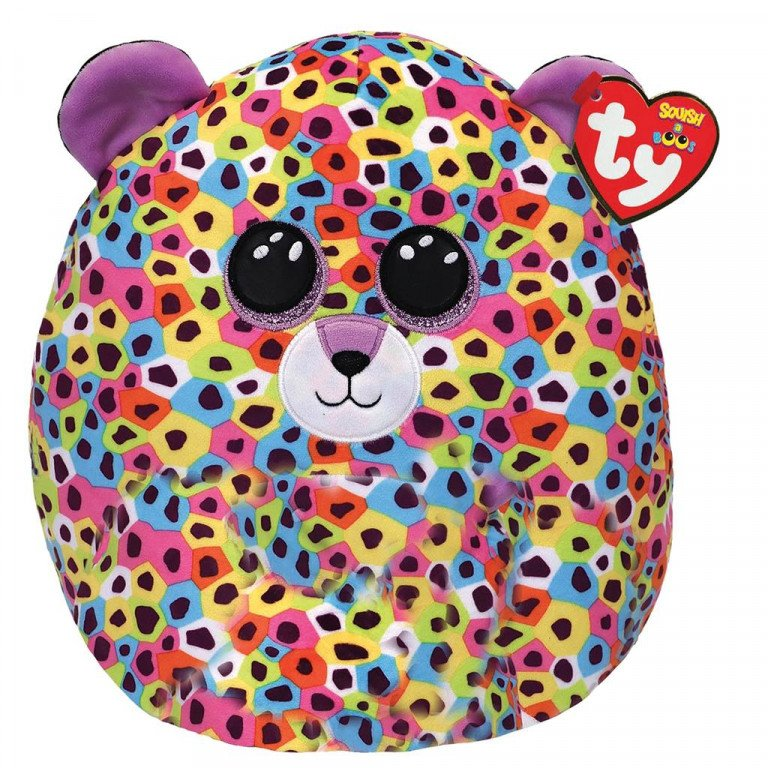 Ty Squish a Boo - Giselle Leopard - 31cm