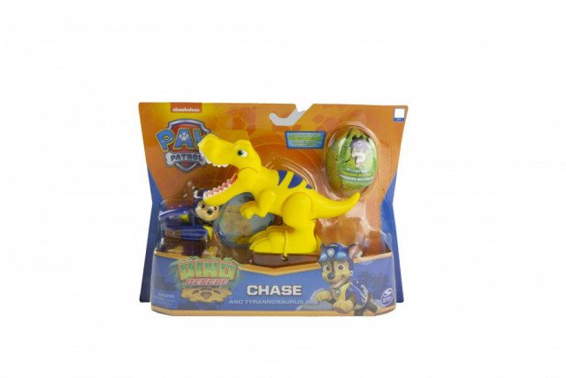 Paw Patrol - Dino Rescue - Action Pack Chase