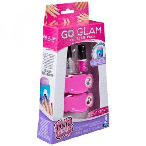 Cool Maker Go Glam Nails Fashion Pack - Roze