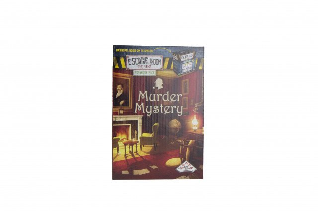 Escape Room The Game Expansion Pack Murder Mystery
