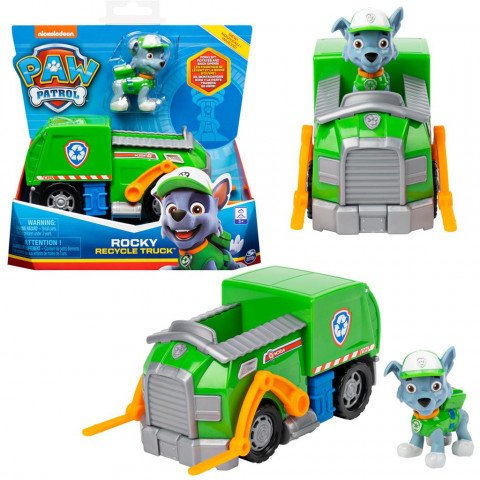 Paw Patrol Basic Vehicle Rocky