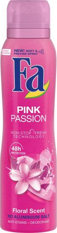 Fa Deo Spray 150 ml Pink Passion