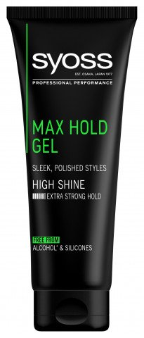 Syoss Styling Gel 250 ml Max Hold