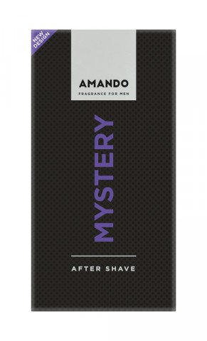 Amando Aftershave 100ml Mystery