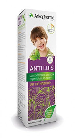 Anti-Luis Lotion 100ml Spray