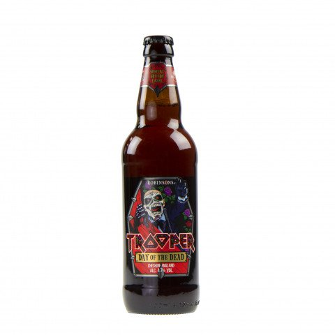 Trooper Iron Maiden Day Of The Dead Lim. Ed. - 0.5 liter