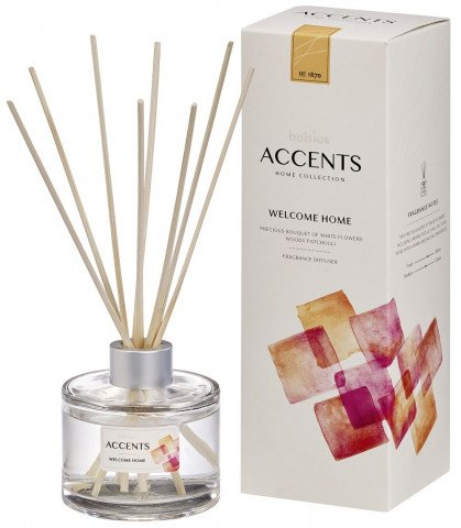 Bolsius - Accents Reed Diffuser 100ml - Welcome Home