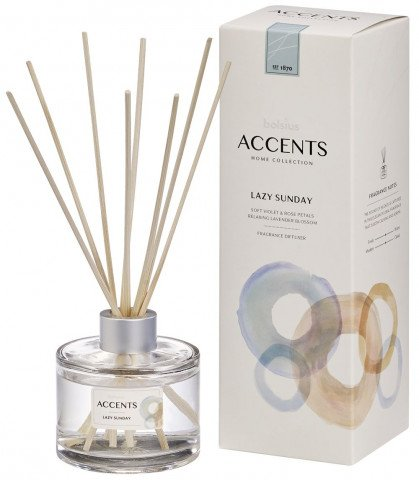 Bolsius - Accents Reed Diffuser 100ml - Lazy Sunday