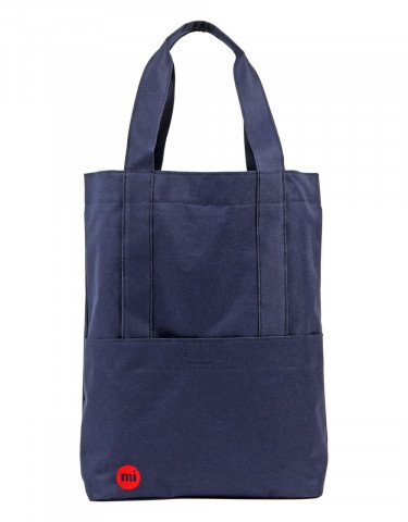 Mi-Pac Tote Classic Navy - Red