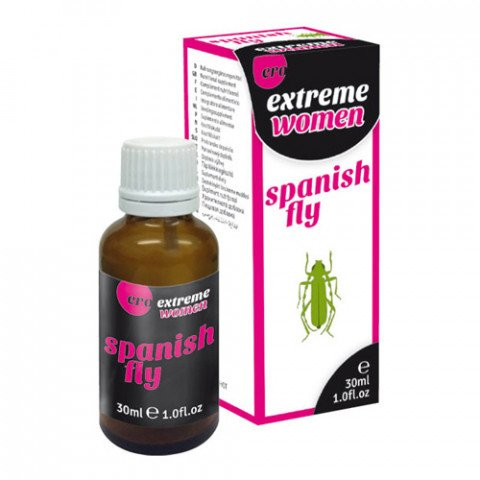 HOT Extreme Woman - Spanish Fly Extreme voor vrouwen - 30ml