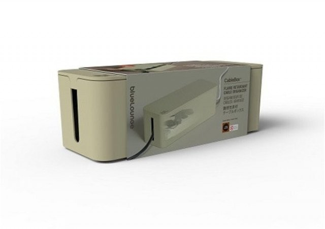 BlueLounge CableBox Light Sage